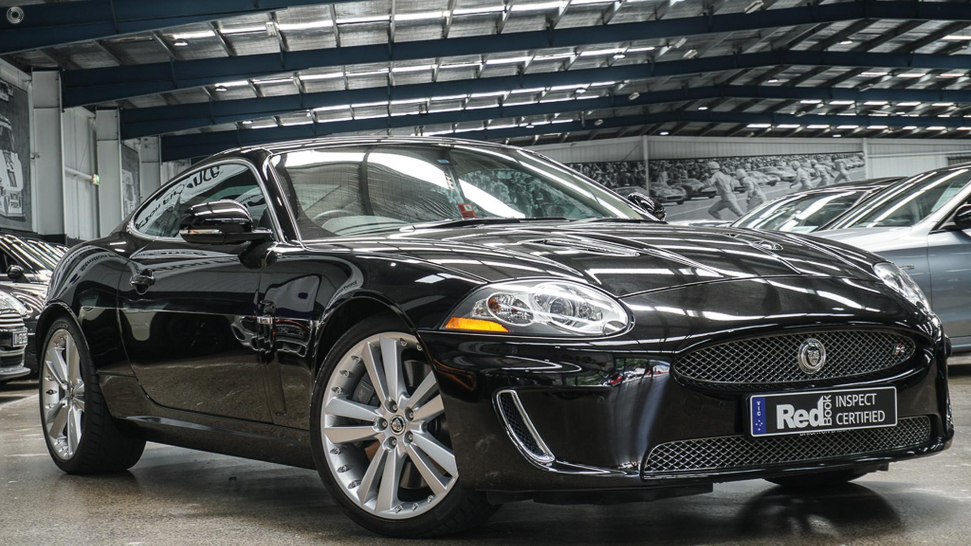 2010 Jaguar XKR  X150