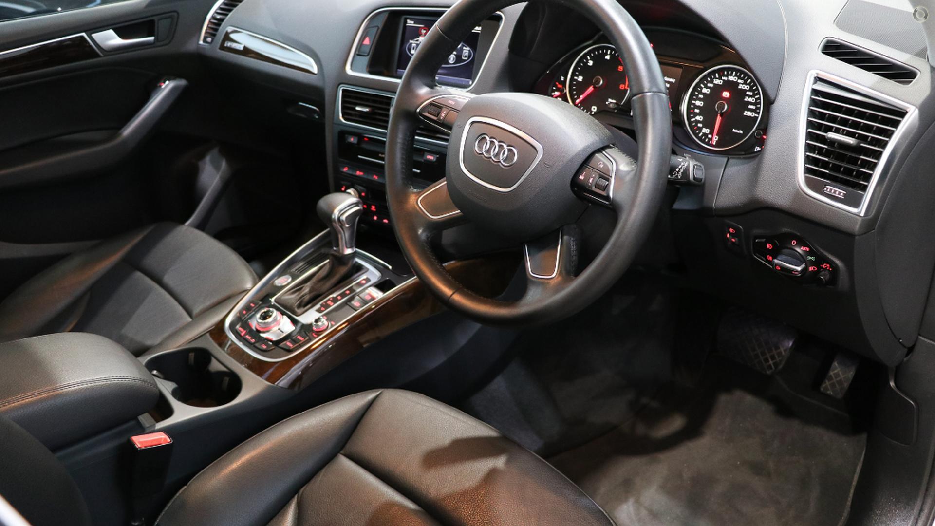 2013 Audi Q5 TDI 8R