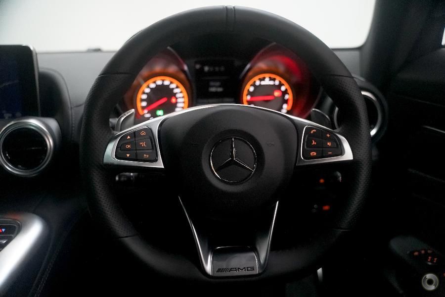 2017 Mercedes-Benz AMG GT S C190