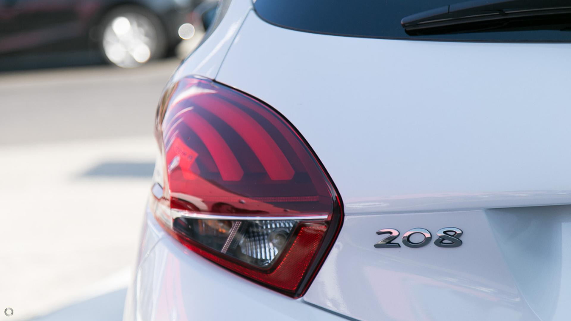 2018 Peugeot 208 GTi A9