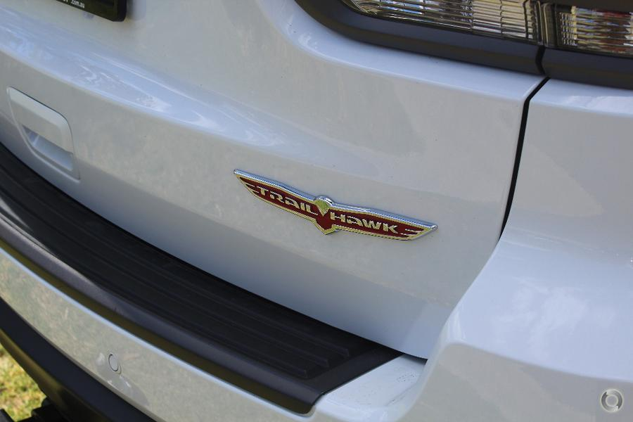 2017 Jeep Grand Cherokee Trailhawk WK