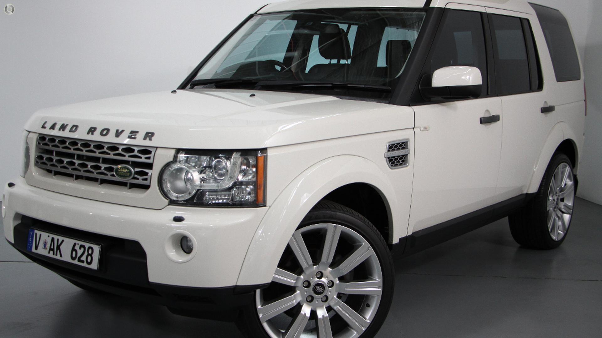 2009 Land Rover Discovery 4 TdV6 Series 4