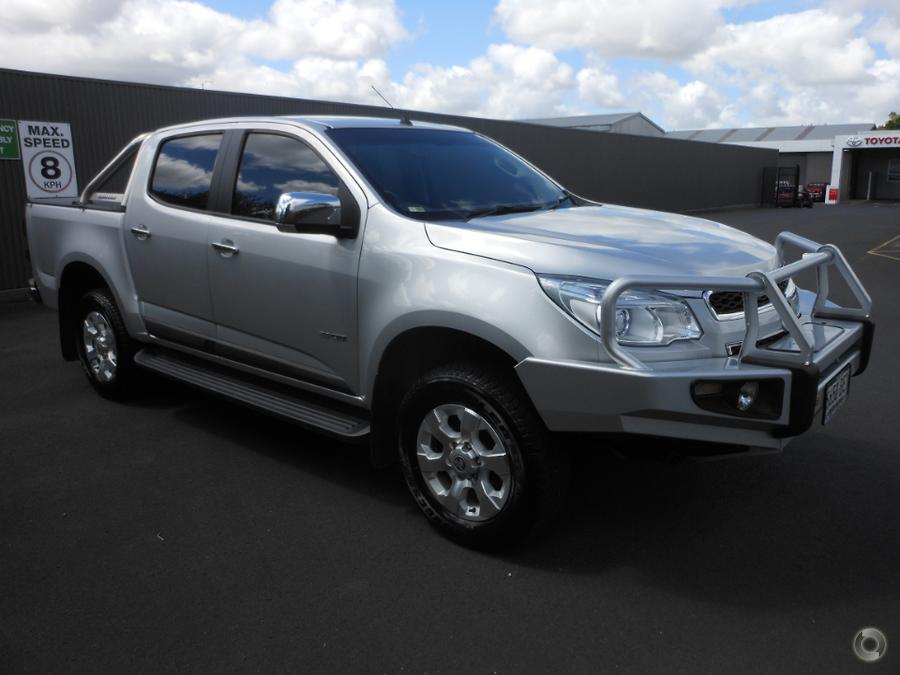 2014 Holden Colorado LTZ RG