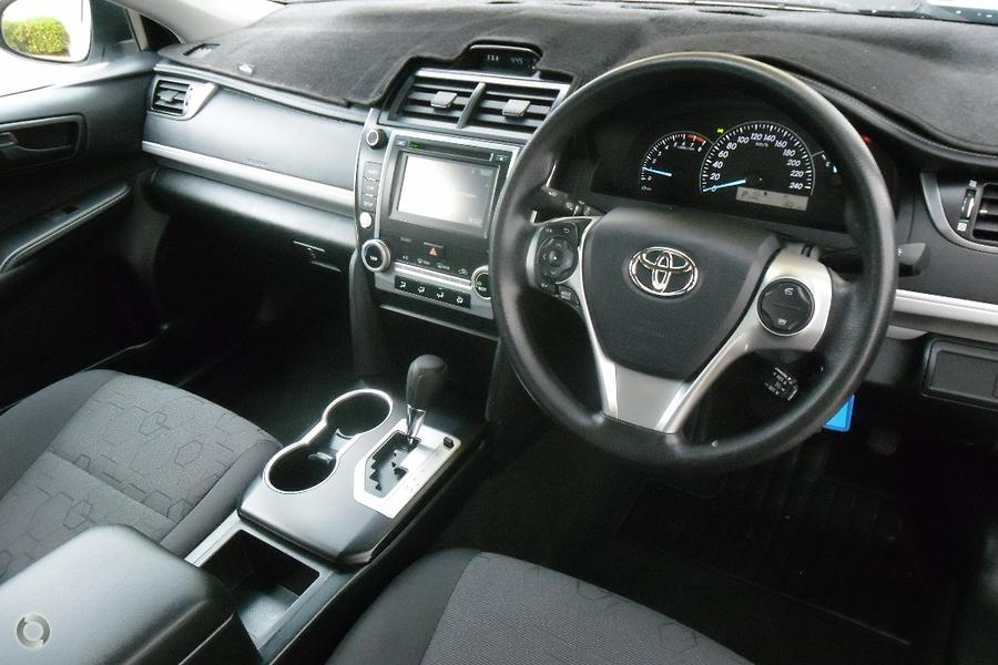 2014 Toyota Camry Altise ASV50R