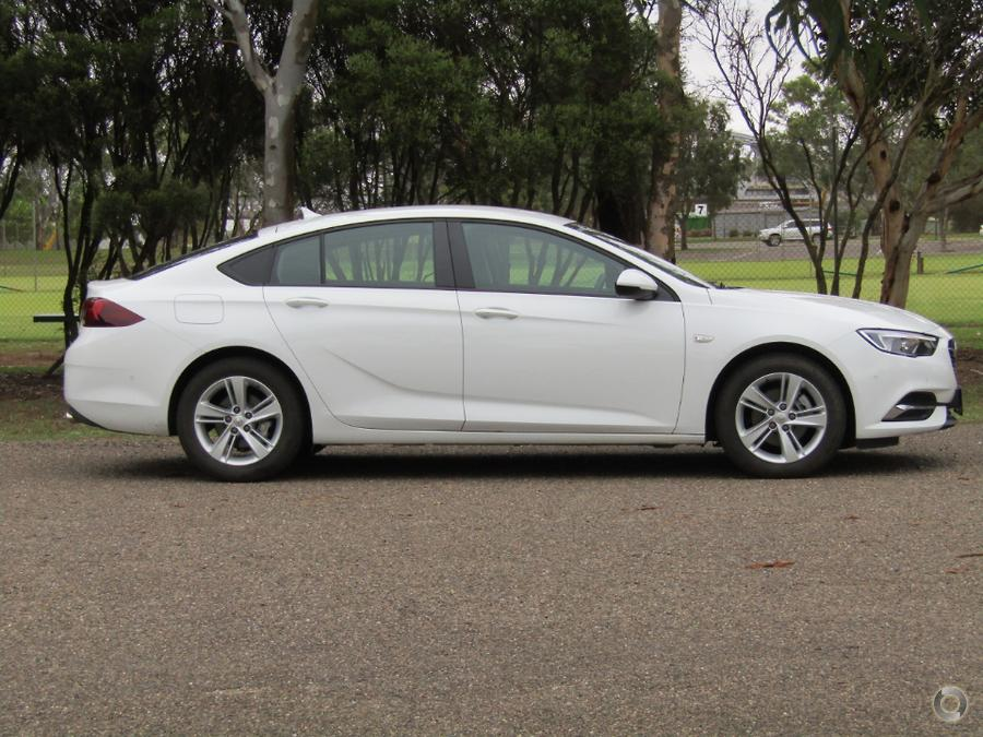 2017 Holden Commodore LT ZB