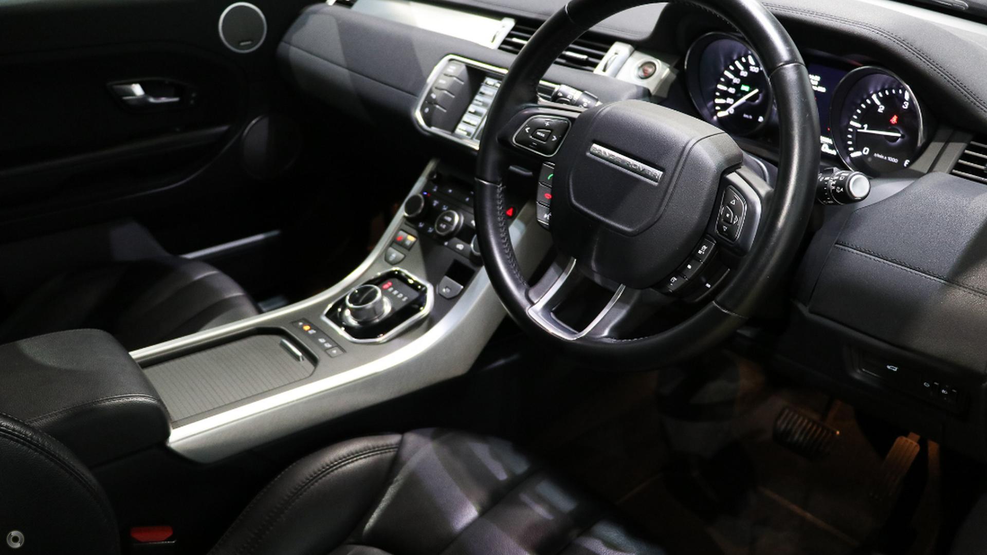 2015 Land Rover Range Rover Evoque TD4 180 HSE Dynamic L538