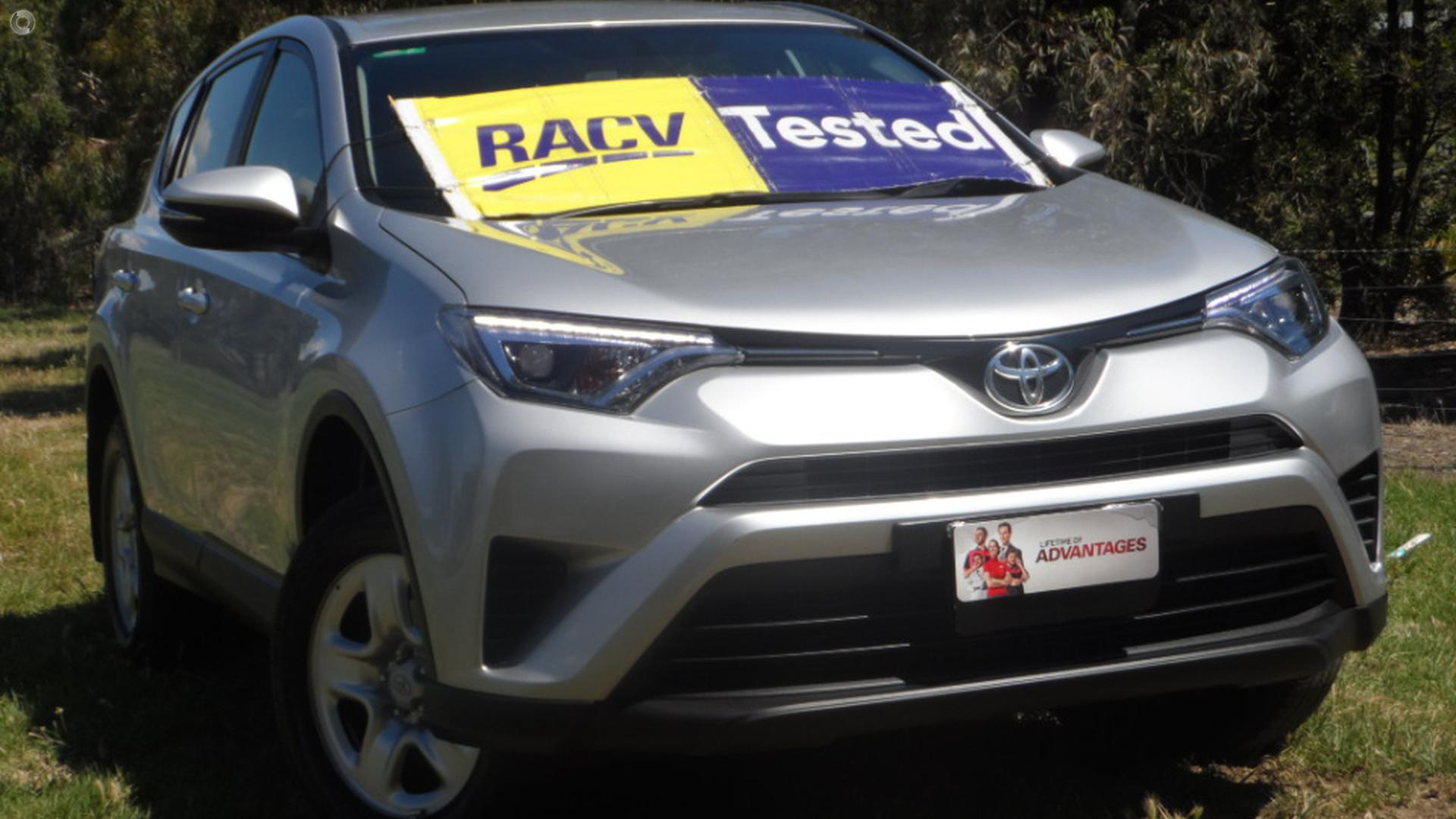2016 Toyota Rav4 Gx Asa44r Blood Toyota