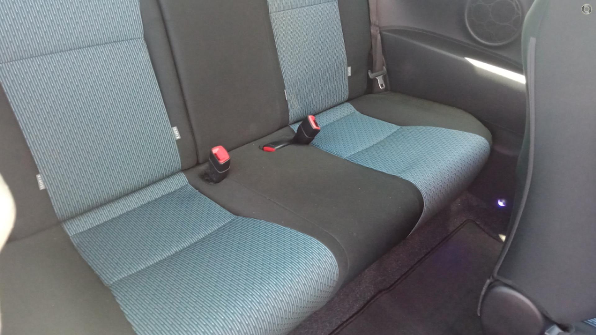 2013 Toyota Yaris ZR NCP131R