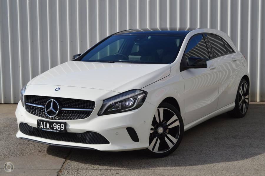 2016 Mercedes-Benz A200  W176