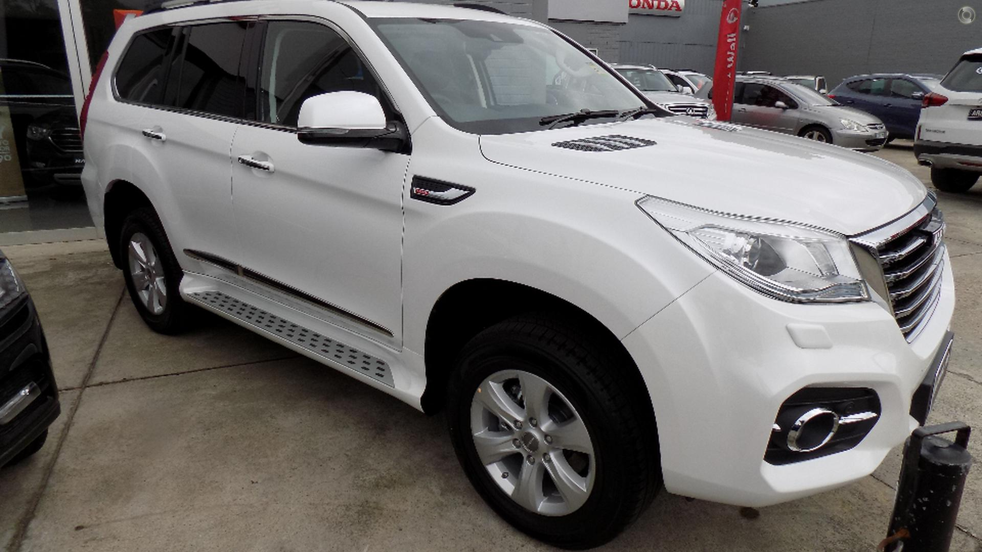 2018 Haval H9 Ultra (No Series)