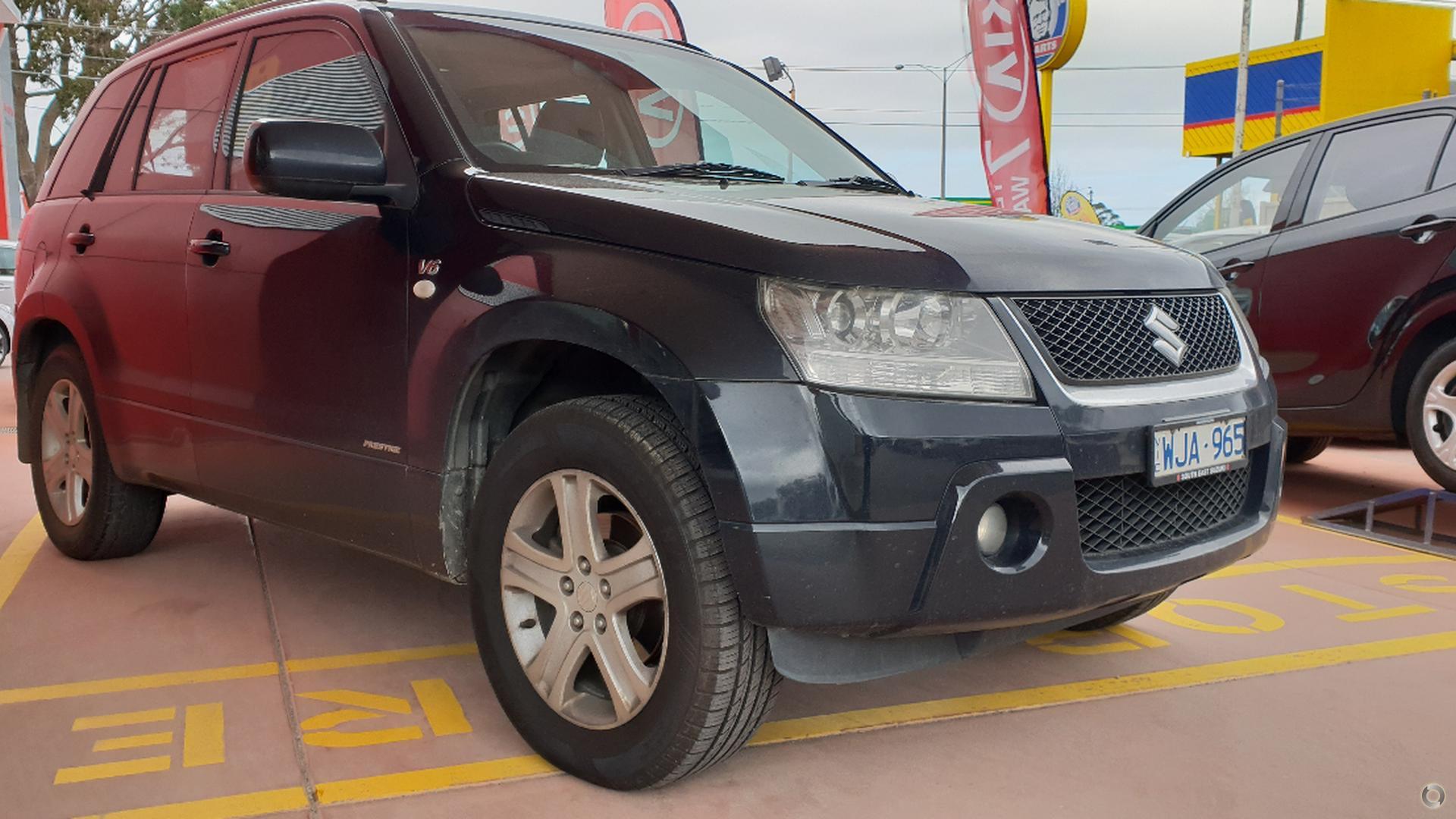 2008 Suzuki Grand Vitara Prestige JB Type 2