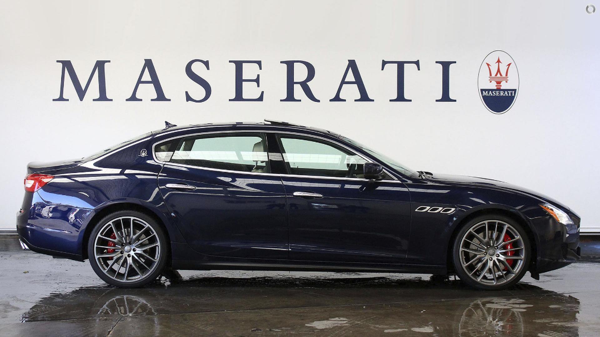 2013 Maserati Quattroporte GTS M156