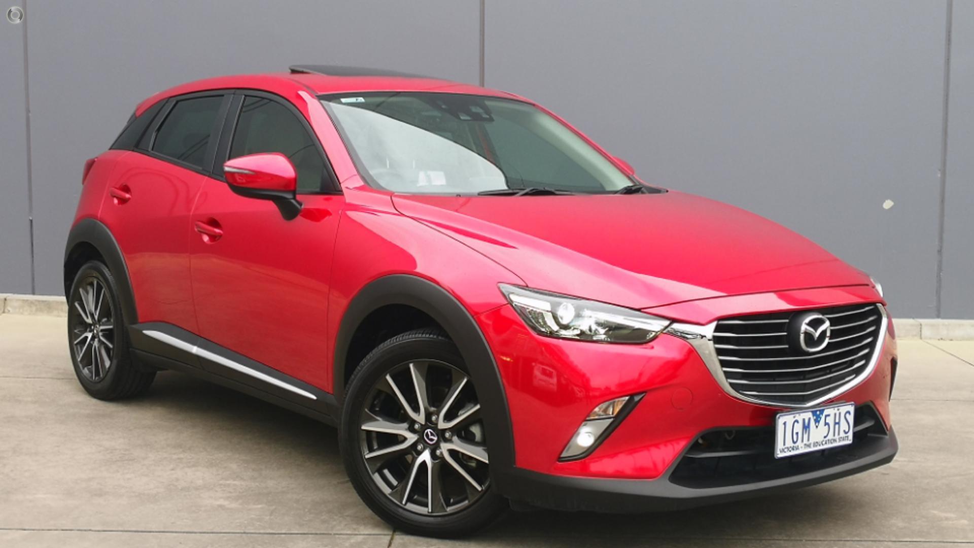 2015 Mazda CX-3 Akari DK