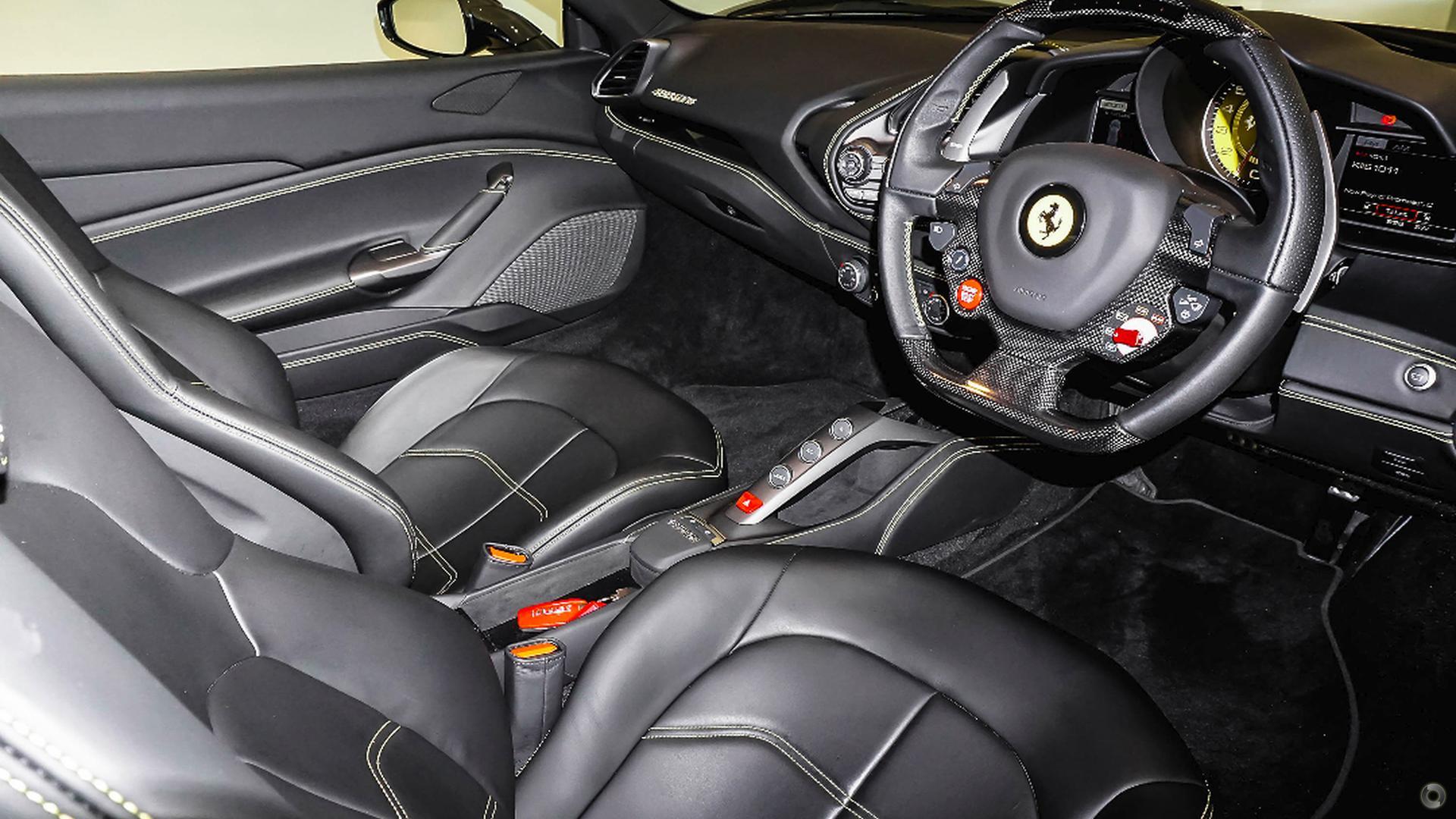 2017 Ferrari 488 GTB  F142