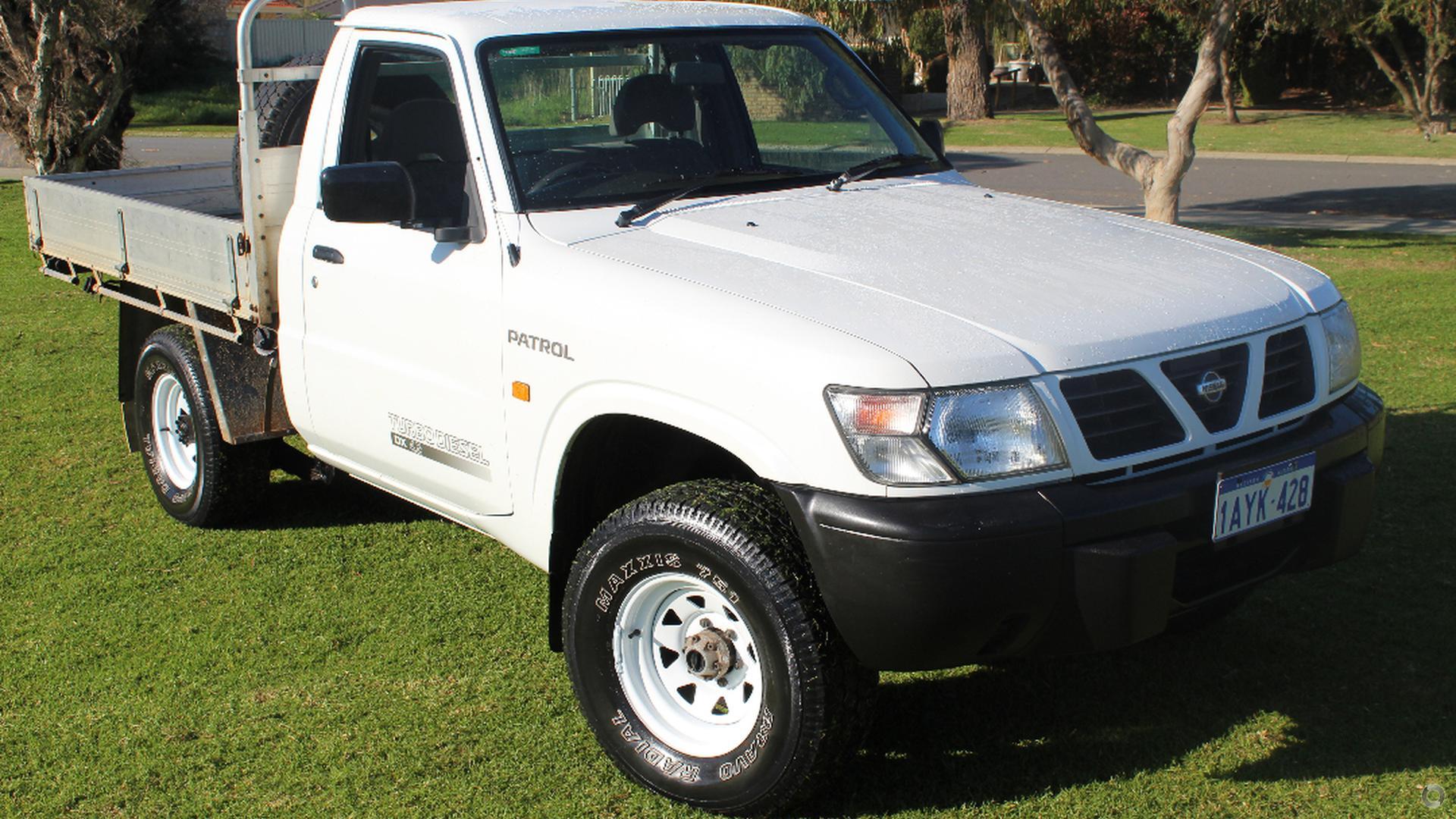 1999 Nissan Patrol DX GU
