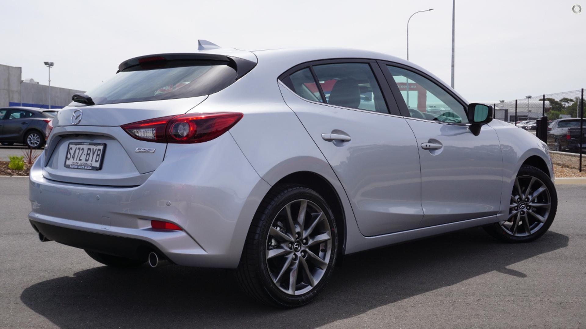 2018 Mazda 3 SP25 Astina BN Series