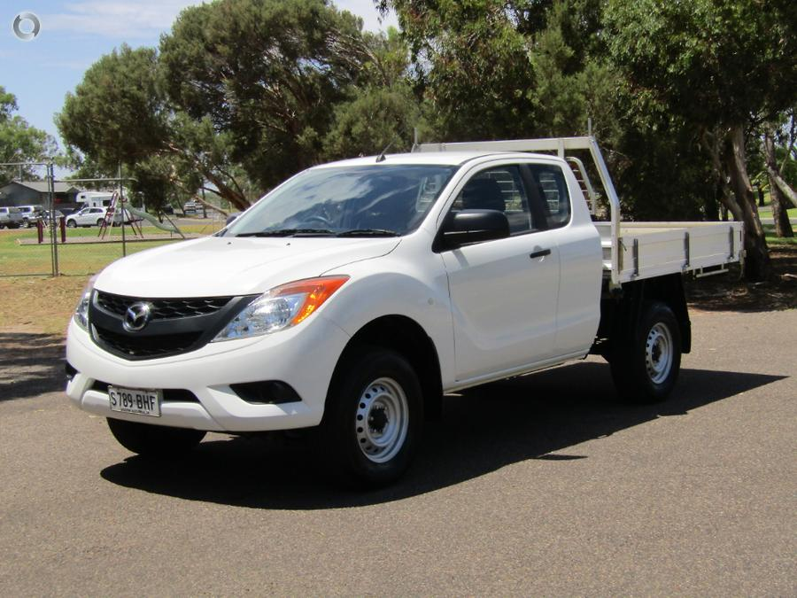 2015 Mazda BT-50 XT Hi-Rider UP