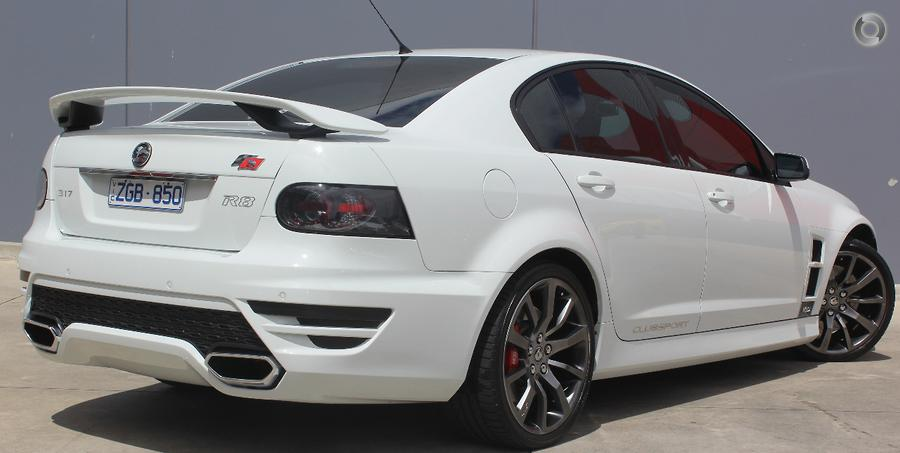 2012 Holden Special Vehicles Clubsport R8 E Series 3