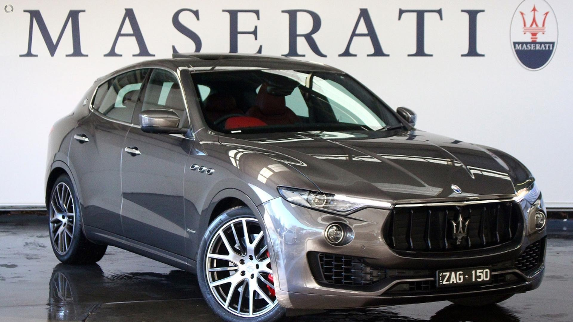 2017 Maserati Levante S GranSport M157