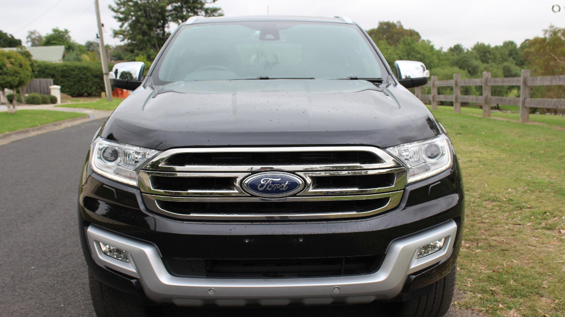 2016 Ford Everest Titanium UA