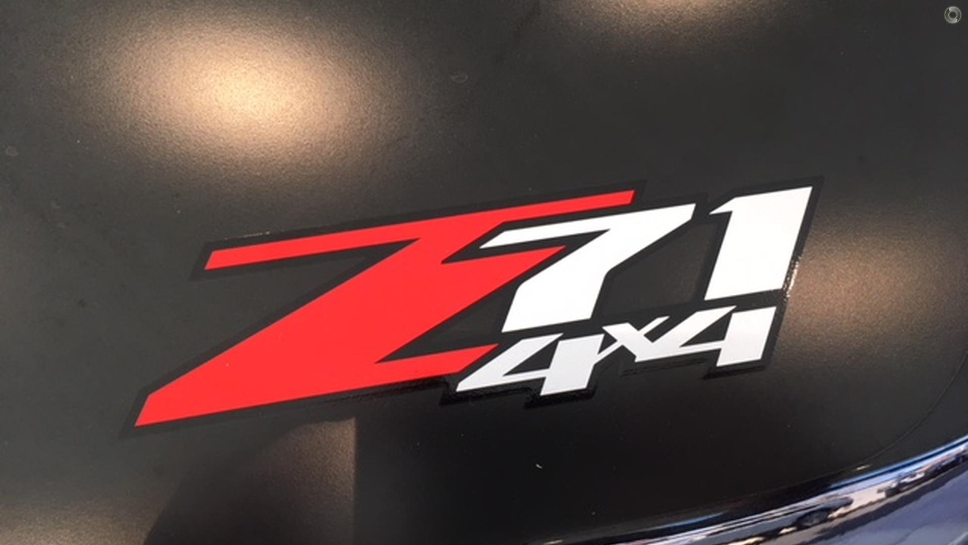 2016 Holden Colorado Z71 RG