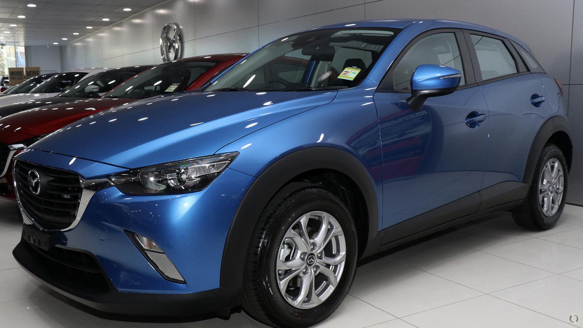 2018 Mazda CX-3 Maxx DK