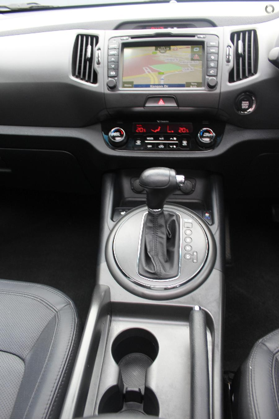 2012 Kia Sportage Platinum SL