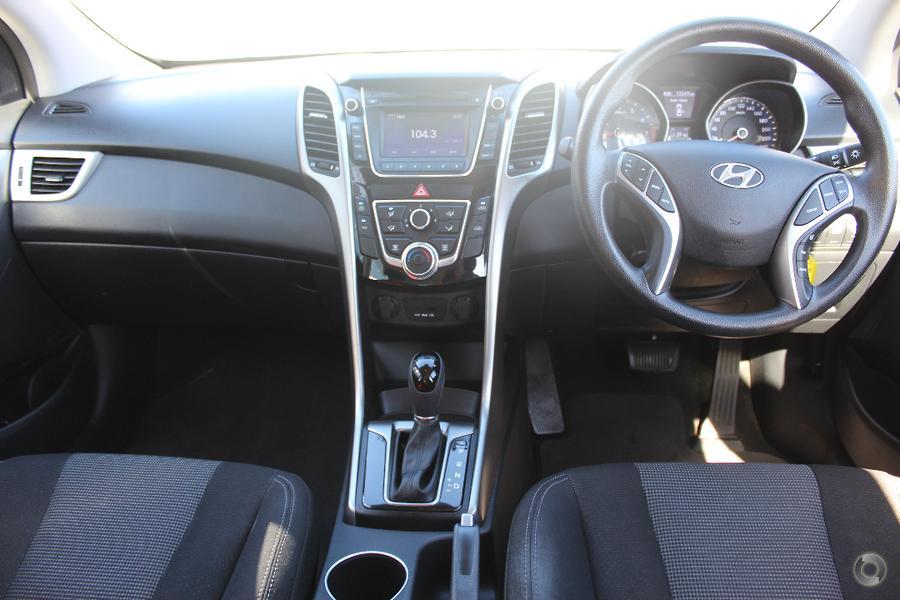 2012 Hyundai i30 Active GD
