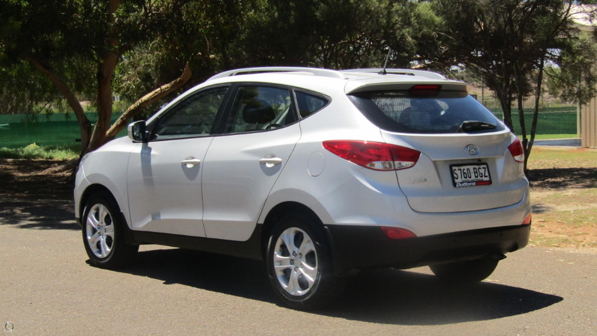 2015 Hyundai ix35 Active Series II