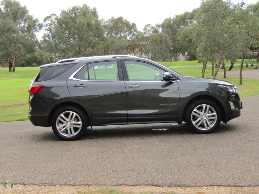 2017 Holden Equinox LTZ EQ