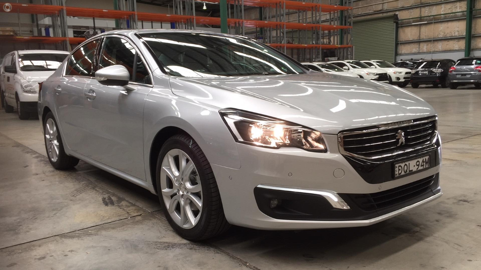 2017 Peugeot 508 Allure HDi (No Series)