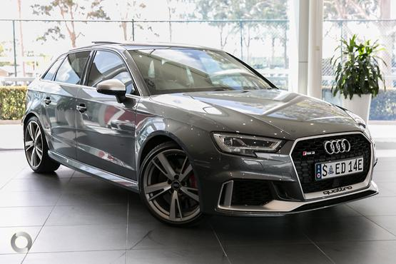 2018 Audi RS3  8V