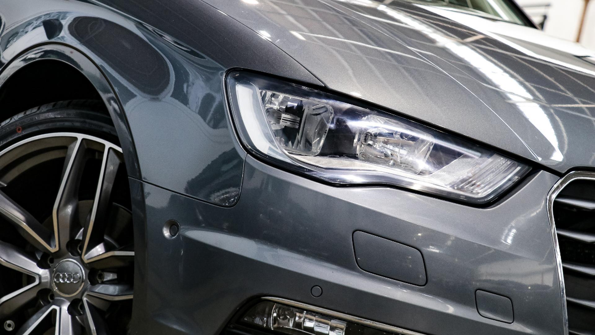 2013 Audi A3 Ambition 8V