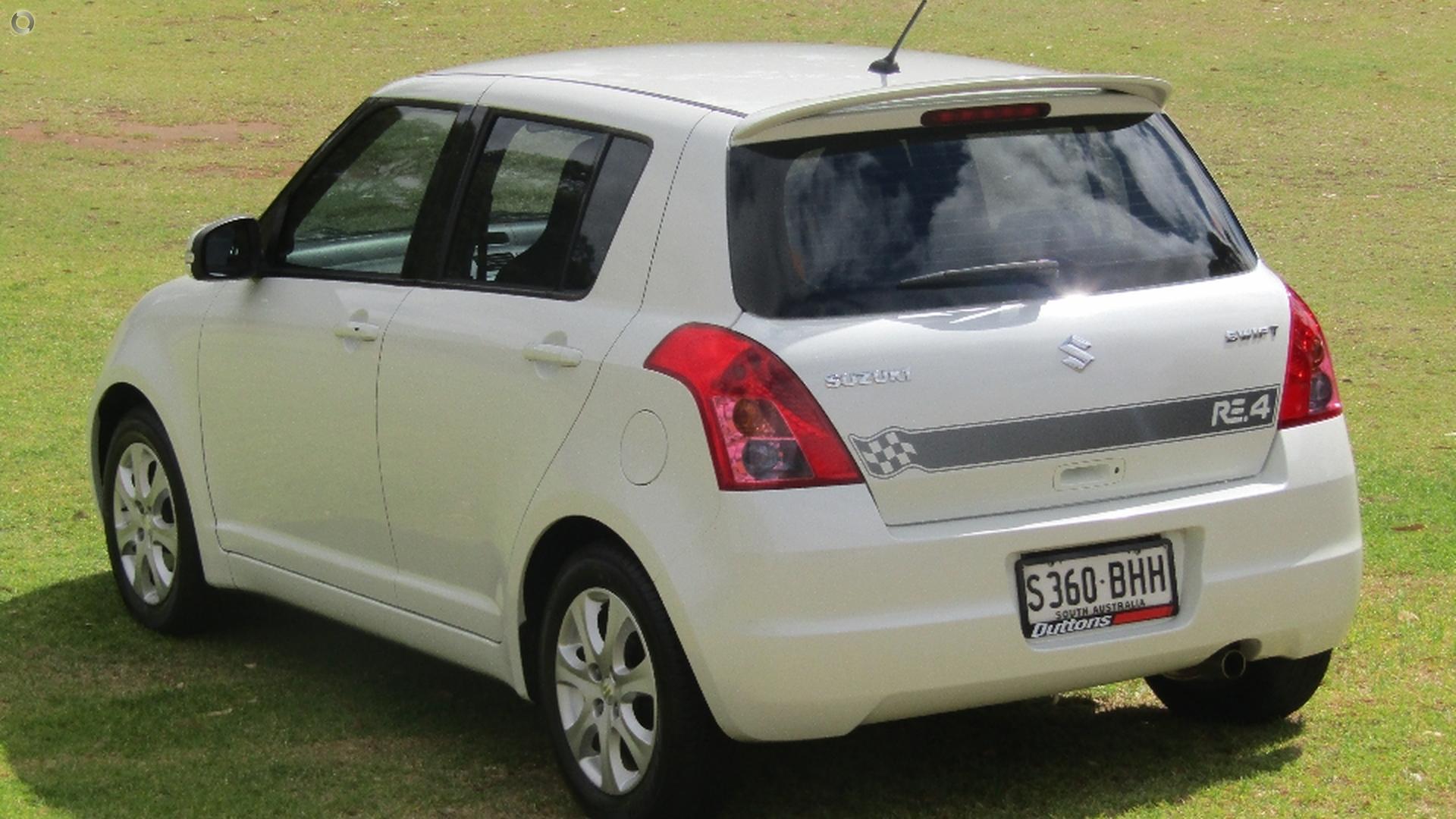 2010 Suzuki Swift RE4 RS415