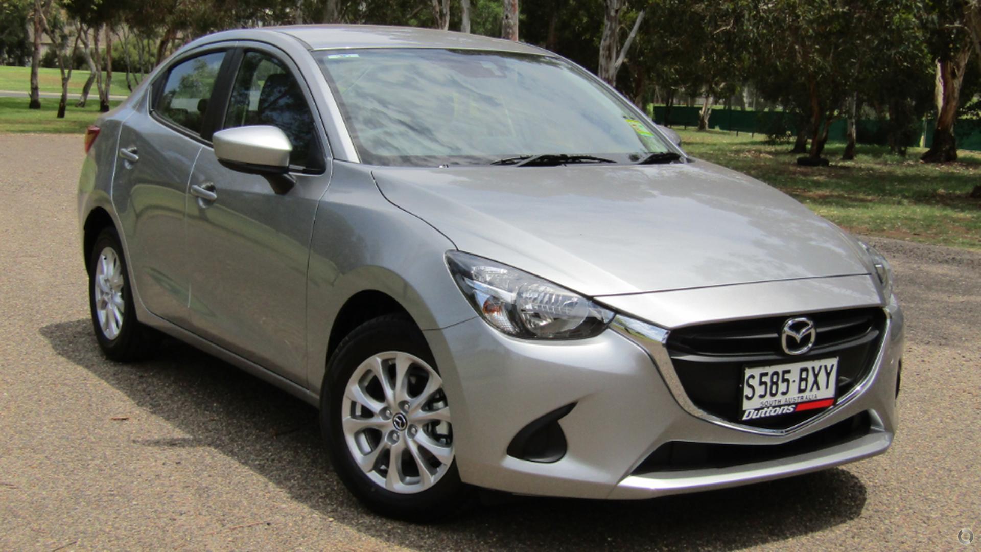 2018 Mazda 2 Maxx DL Series