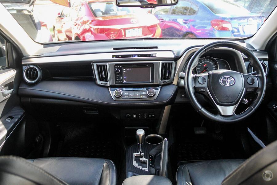 2013 Toyota RAV4 Cruiser ASA44R