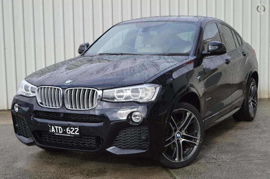 2016 BMW X4 xDrive35i F26