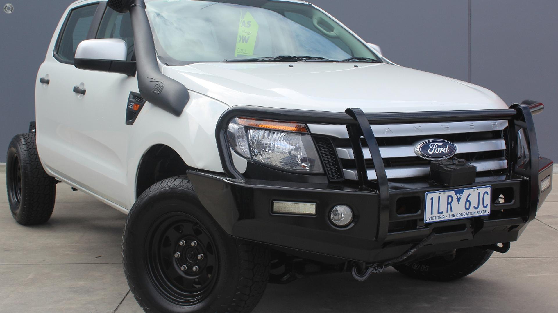 2015 Ford Ranger XLS PX
