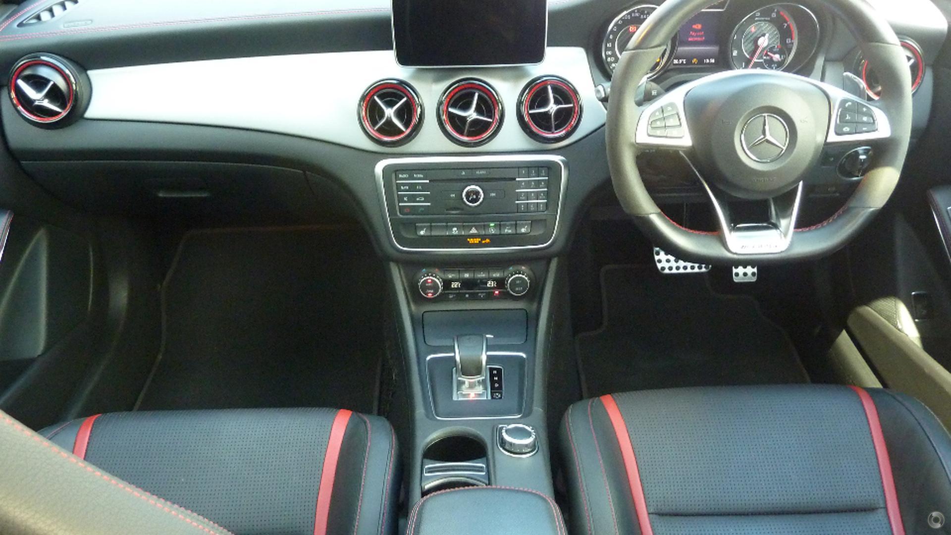 2018 Mercedes-Benz CLA45 AMG C117