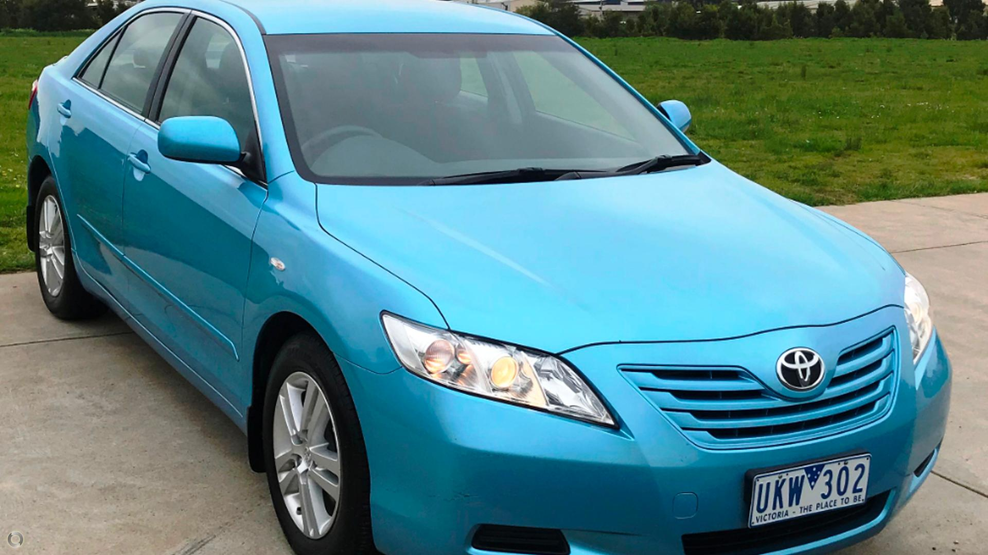 2006 Toyota Camry Altise ACV40R