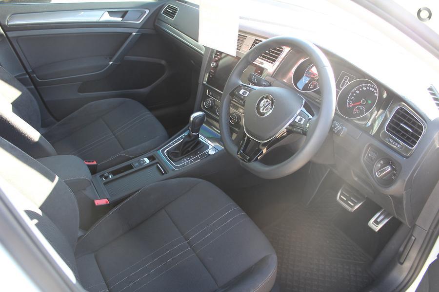 2017 Volkswagen Golf Alltrack 132TSI 7.5