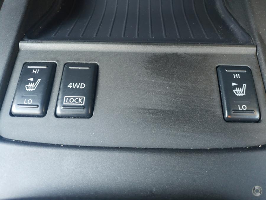 2010 Nissan Murano Ti Z51 Series 2