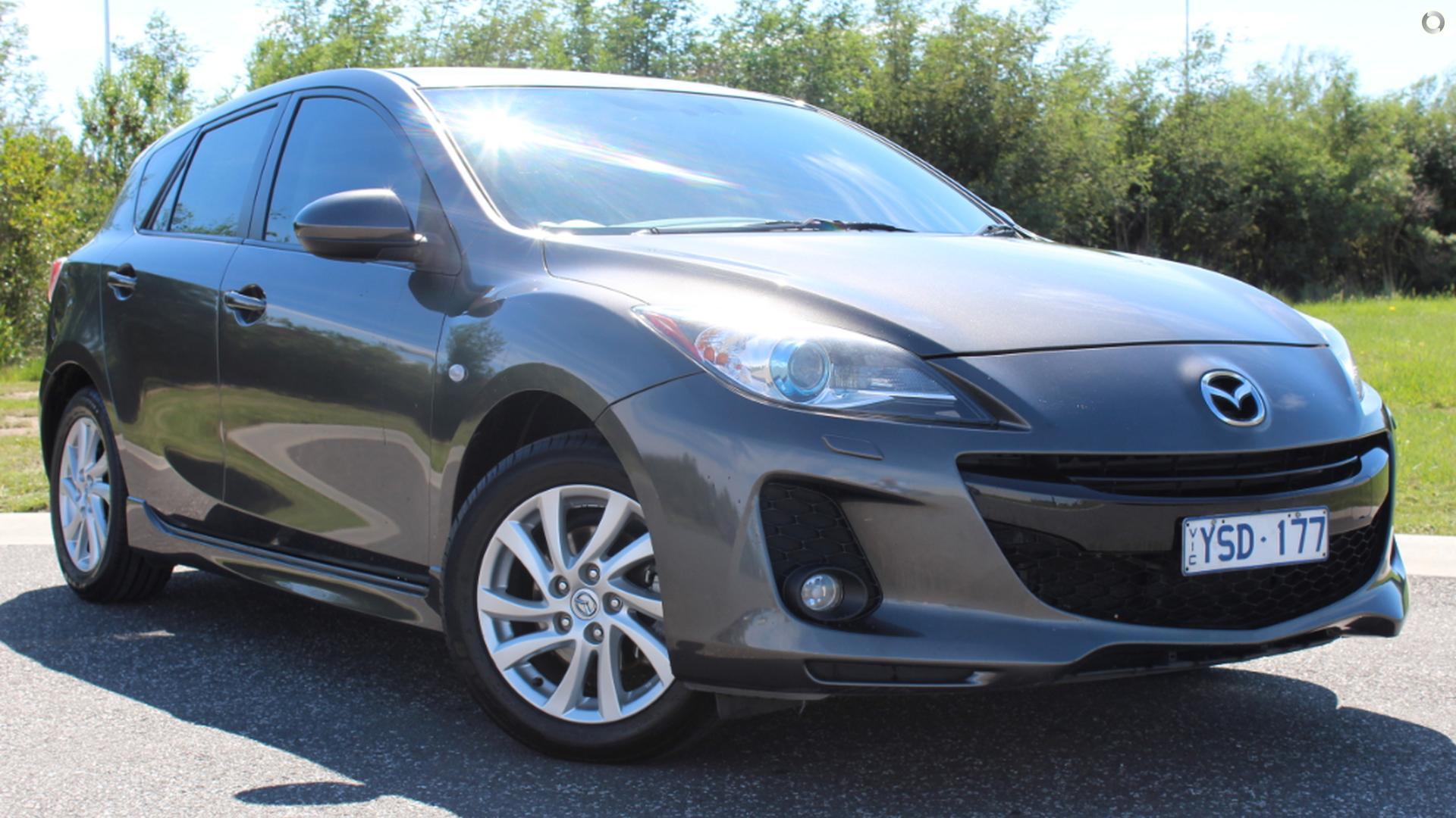 2011 Mazda 3 SP20 SKYACTIV BL Series 2