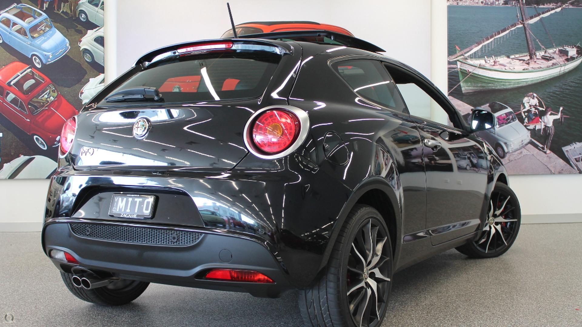 2012 Alfa Romeo MiTo  (No Series)