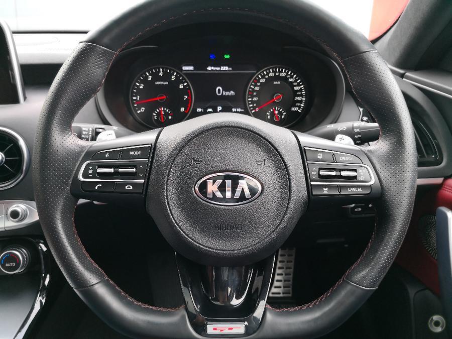 2017 Kia Stinger GT CK