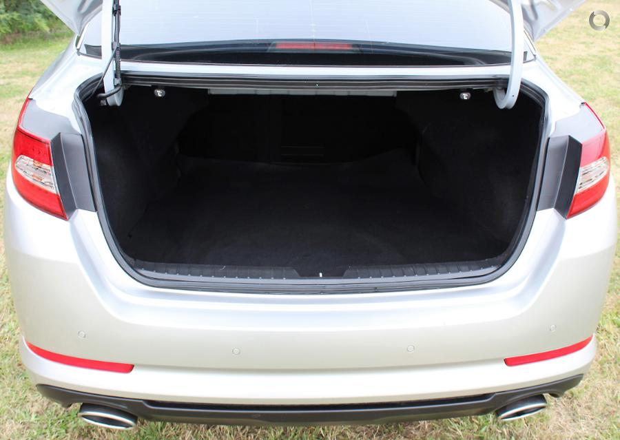 2011 Kia Optima Platinum TF
