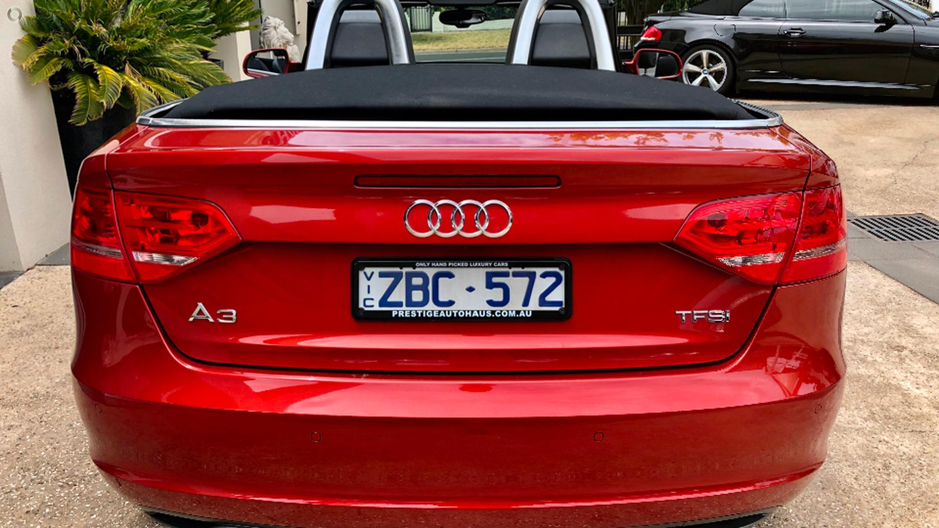 2012 Audi A3 Attraction 8P