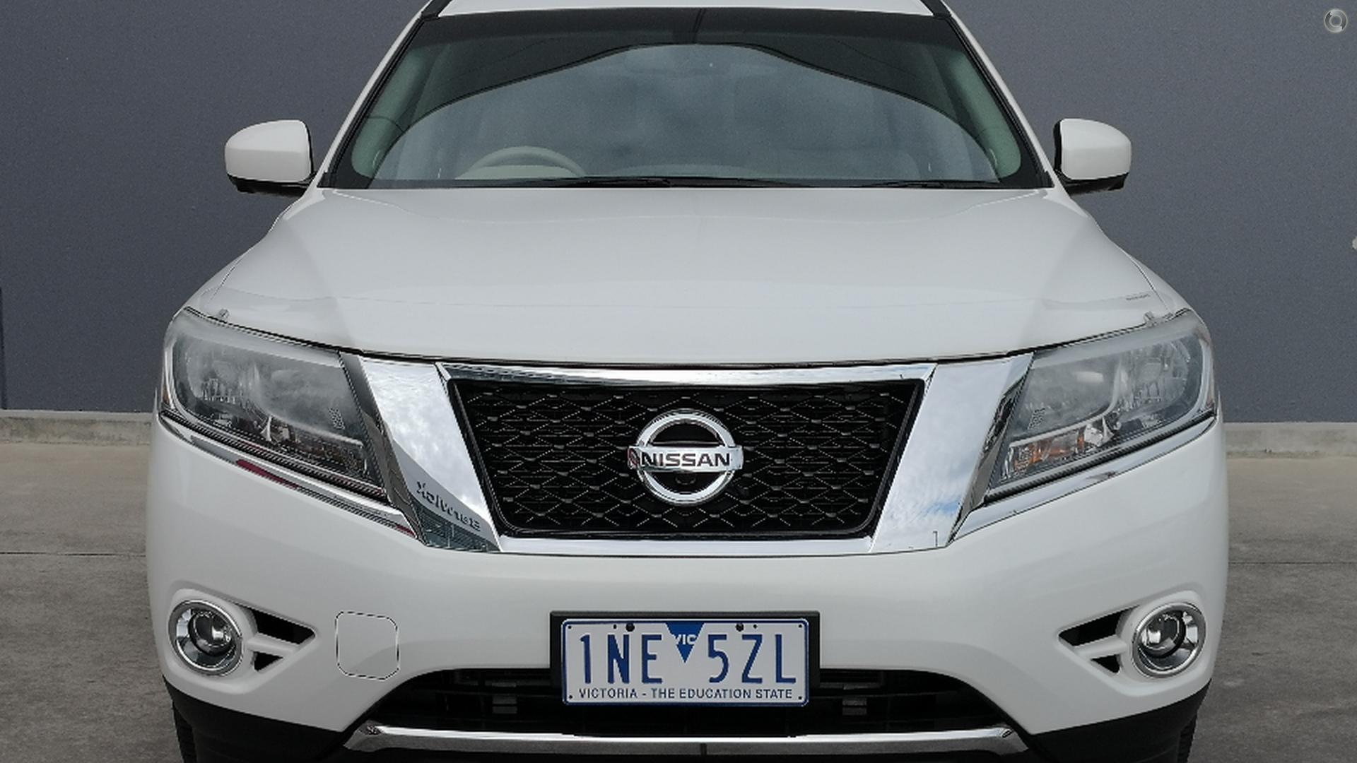 2014 Nissan Pathfinder Ti R52