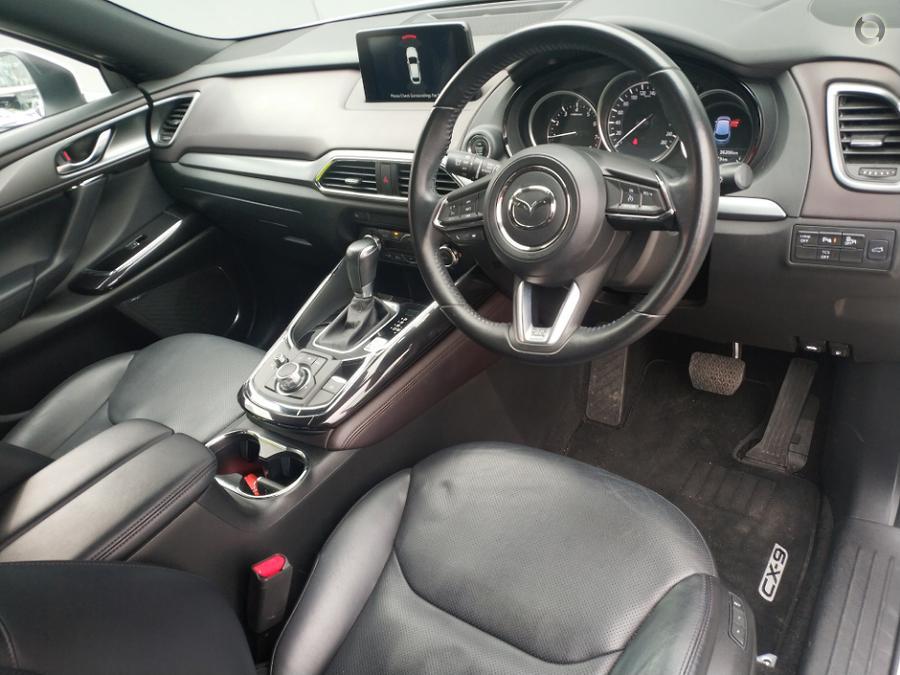 2016 Mazda Cx-9 GT TC
