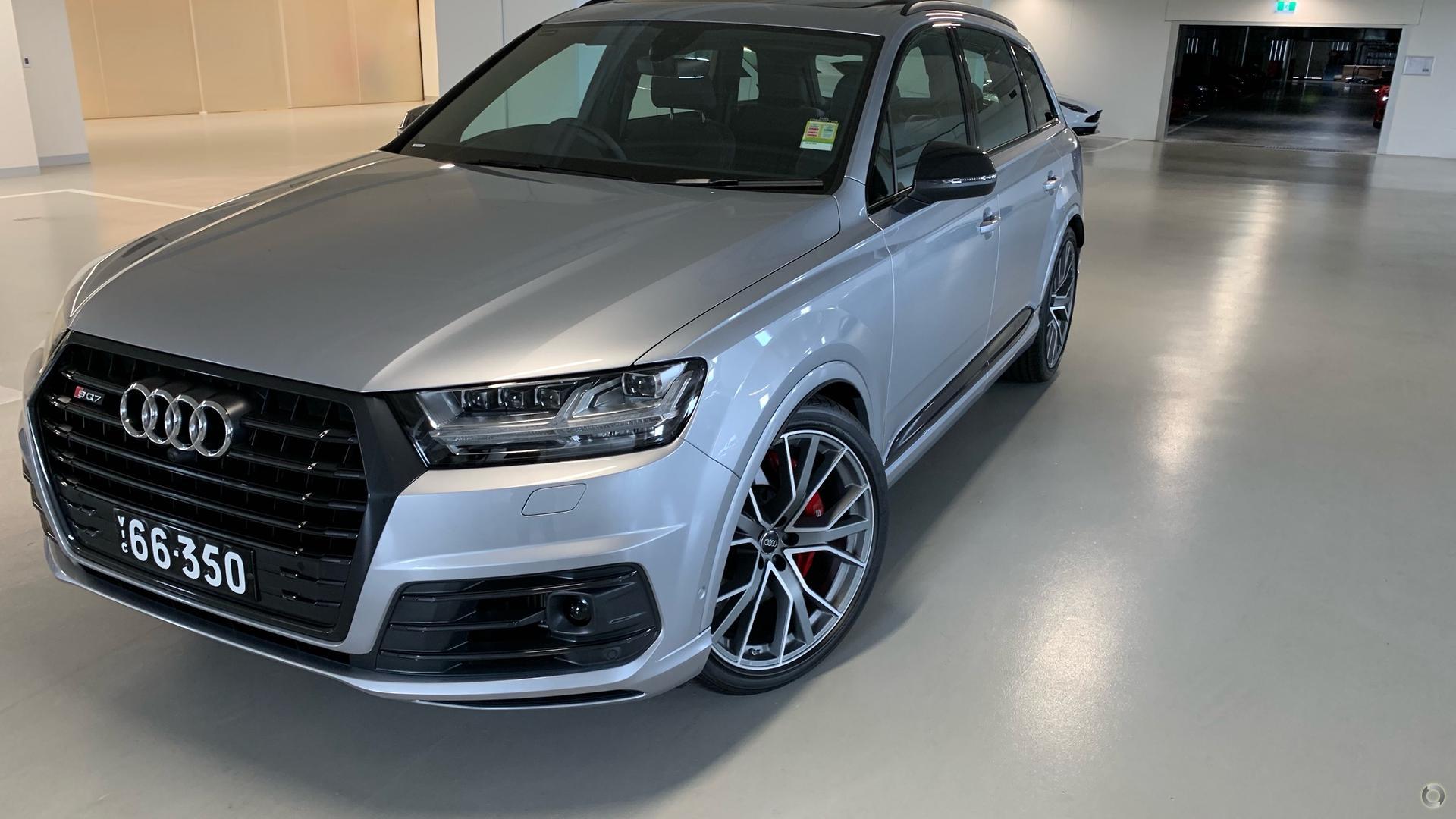 2018 Audi SQ7 TDI 4M